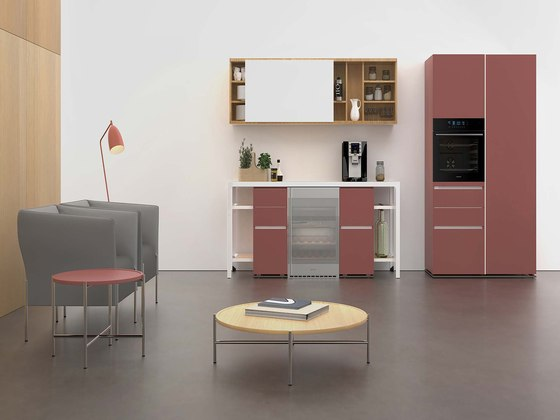 Buffet | Banco A Parete by Estel Group