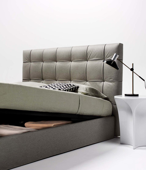 Camargue | Bed by Estel Group