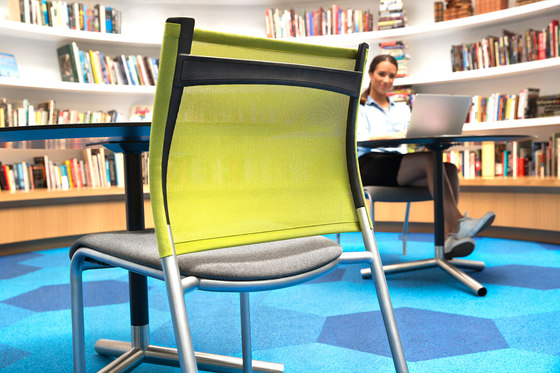 Wit Side | Mesh von SitOnIt Seating