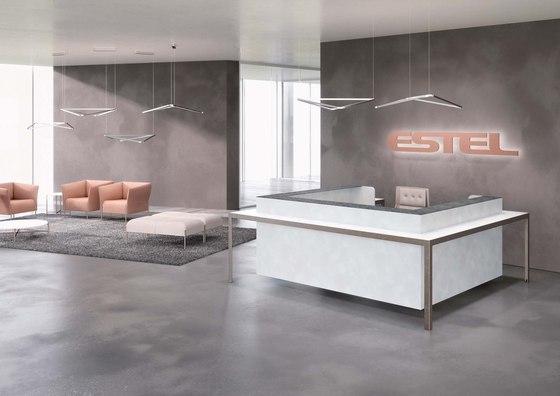 Grand More | Executive Desk by Estel Group