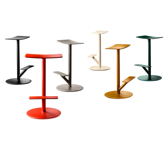Sequoia Stool by Magis