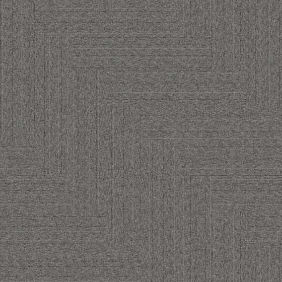 World Woven - WW860 Tweed Charcoal variation 7 by Interface USA