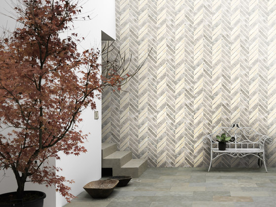 Arrows | Type H 03 by Gani Marble Tiles