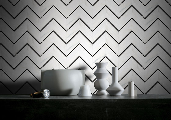 Arrows | Type D 02 de Gani Marble Tiles
