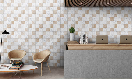 Mosaic Square 3x3 | Type J by Gani Marble Tiles