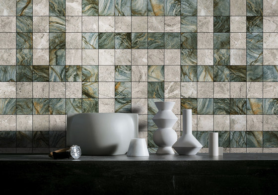 Mosaic Square 6x6 | Type B by Gani Marble Tiles