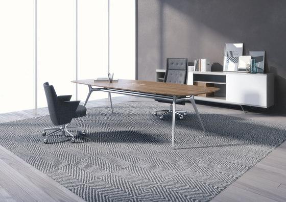 P016 | Executive Desk di Estel Group