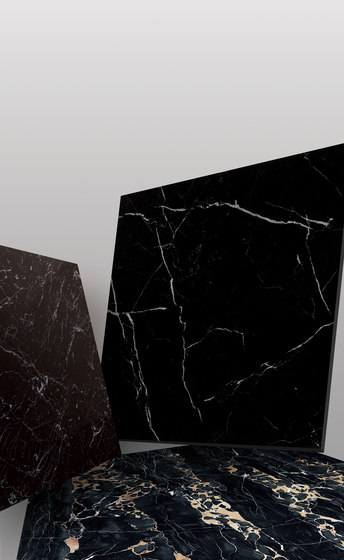 Black | Laurent Black de Gani Marble Tiles