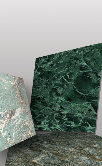 Green | Ocean Grass Agate by Gani Marble Tiles