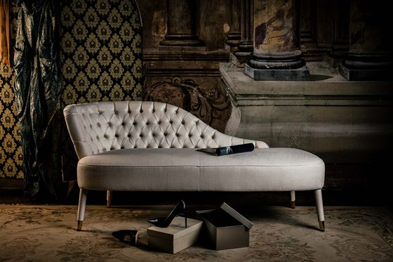 Penelope sofa by black tie