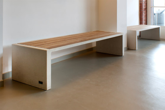 Prima Marina | Backless Bench by Escofet 1886