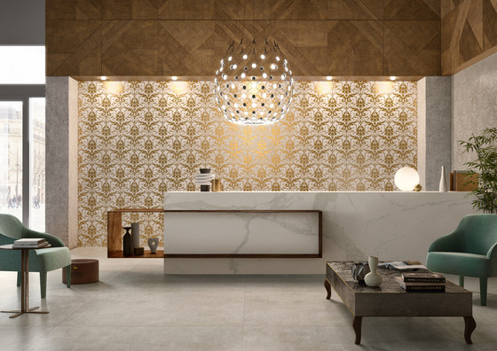 Tesori Anelli Decoro Bronzo by Cedit by Florim