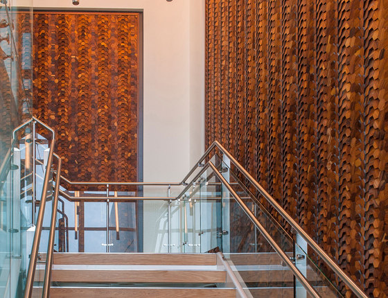 Ironwood Veneer de Architectural Systems