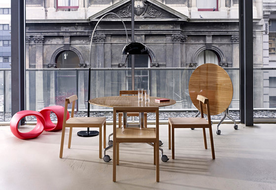 Toro Table by Schiavello International Pty Ltd