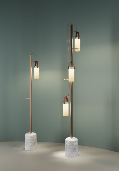 Galerie Lampada Lettura di FontanaArte