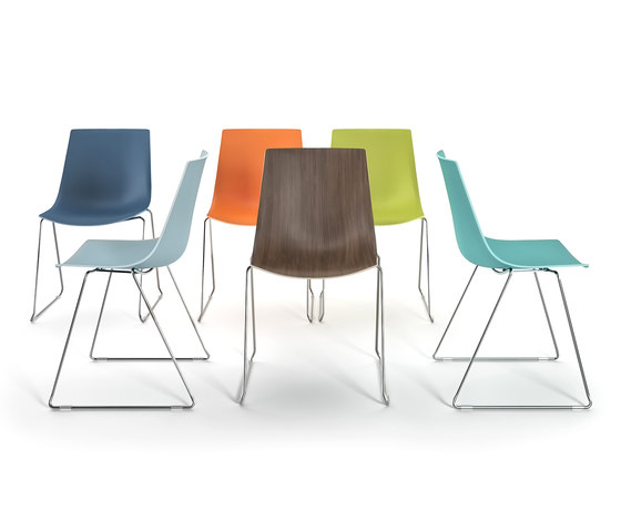 Amadeus Chair by Leland International