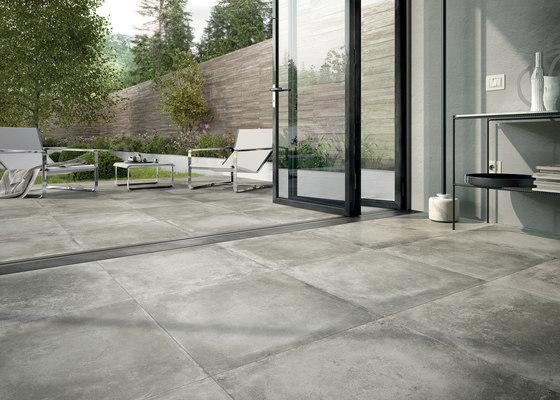 Reden mosaico esagonale dark grey floor tiles from for Carrelage terrasse 60x60