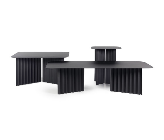 Plec Table Small Metal by RS Barcelona