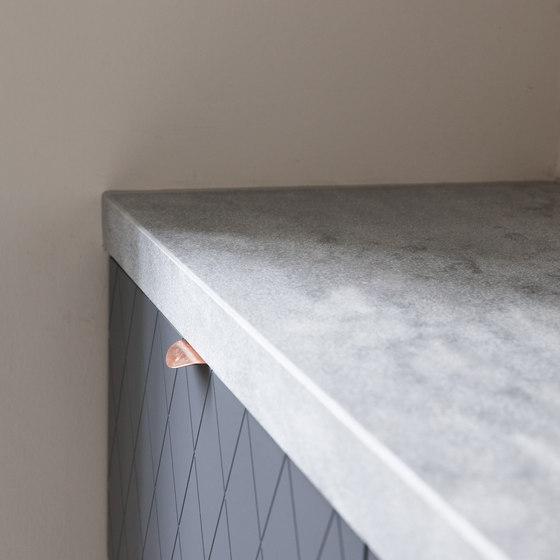 Bari countertops by MÖRZ NATURSTEIN