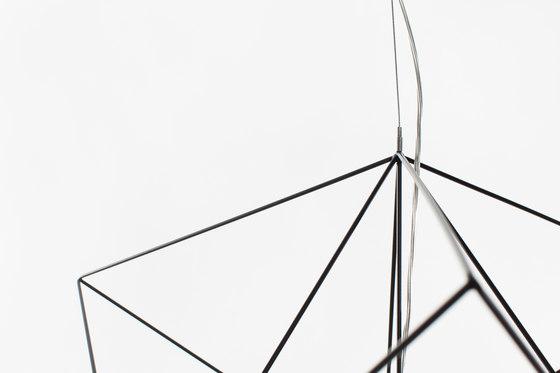 Prism large von Nathalie Dewez Lighting