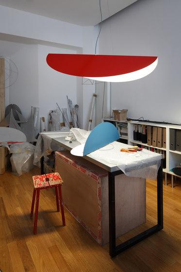 Ellipse small de Nathalie Dewez Lighting