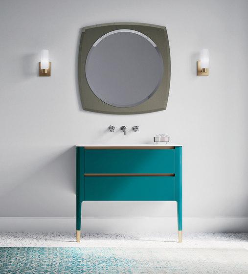 Art | Floor Standing Vanity Basin Unit di BAGNODESIGN