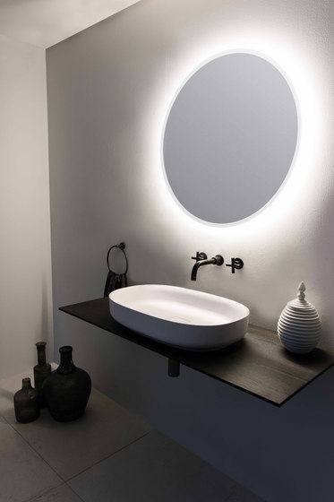 Bathing | Eclipse Mini Freestanding Bathtub by BAGNODESIGN