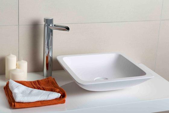 CASCADE  MONO BASIN MIXER - Wash-basin taps from BAGNODESIGN  Architonic