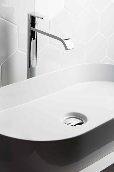 Circus | Round Countertop Wash Basin by BAGNODESIGN