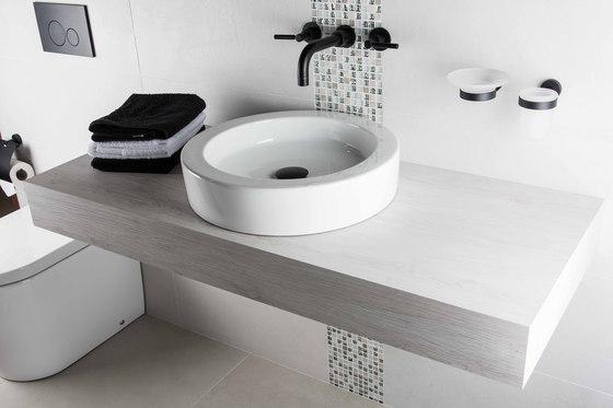 Corsair | Grande Inset Bathtub de BAGNODESIGN