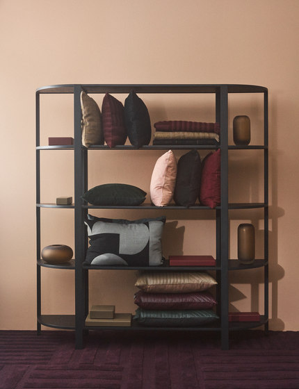 Omni | shelving system, low double by AYTM