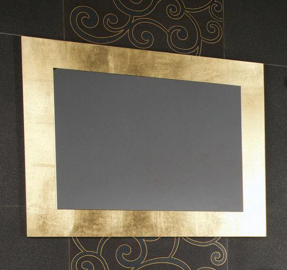 Illuminated Mirrors   Prato Illuminated Mirror by BAGNODESIGN