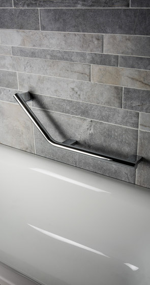 Hotel | Wall Mounted Double Arm Magnifying Mirror by BAGNODESIGN