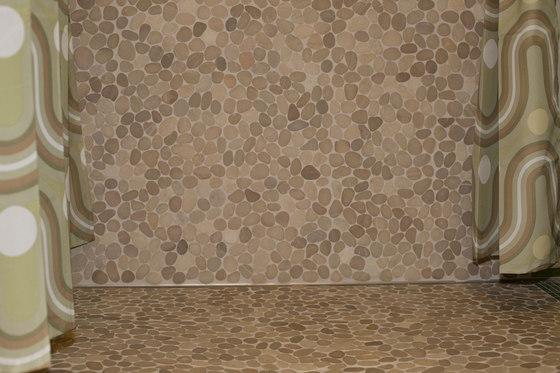 Level Pebble - French Tan Pebble de Island Stone