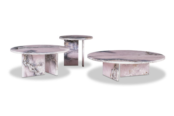 TEBE Small table by Baxter