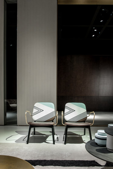 THEA Armchair by Baxter