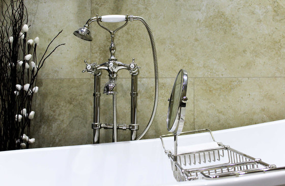 Princess Nouveau | Mono Basin Mixer With Pop-Up Waste by BAGNODESIGN