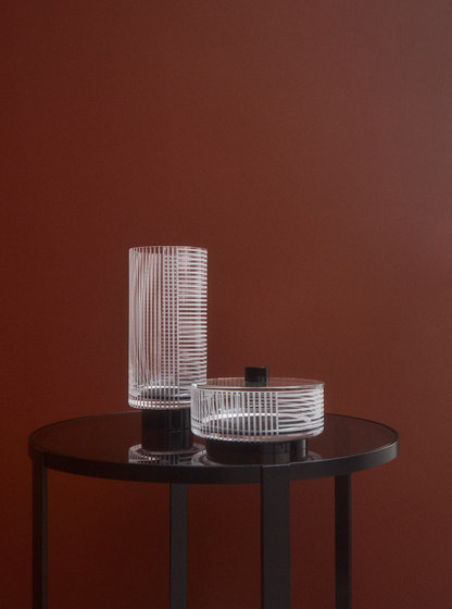 Vitreus | vase small by AYTM