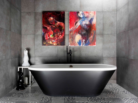 Teatro | Mono Infra-Red Basin Mixer by BAGNODESIGN