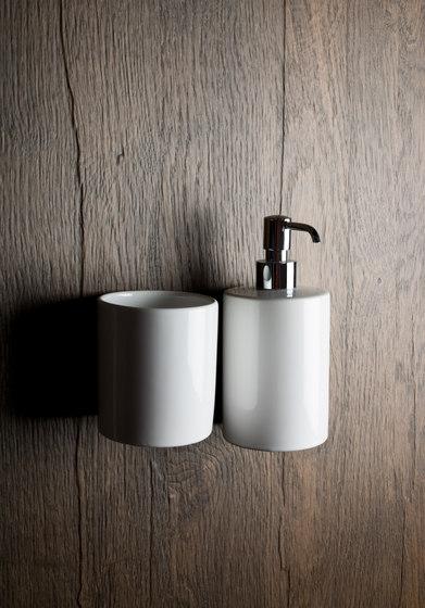 Toko | Tall Smooth Bodied Mono Basin Mixer by BAGNODESIGN