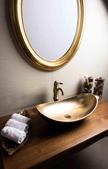 Vintage Collection | Truro Countertop Copper Wash Basin by BAGNODESIGN