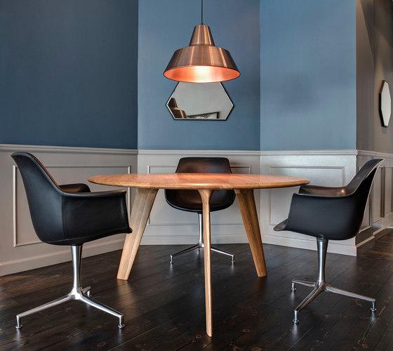 JK 810 Chair Shell de Lange Production
