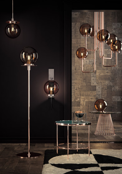 1-LIGHT Floor Lamp by GIOPAGANI