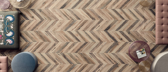 Chevron Naturel de Refin
