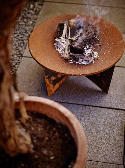 Flame Firebowl Ø75 by Skagerak