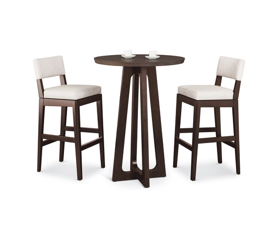 Verona Round Table by Altura Furniture