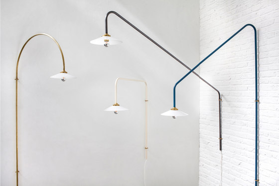 hanging lamp | n°5 brass by valerie_objects
