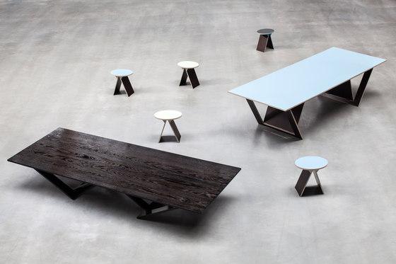 ta tisch | blue surface von valerie_objects