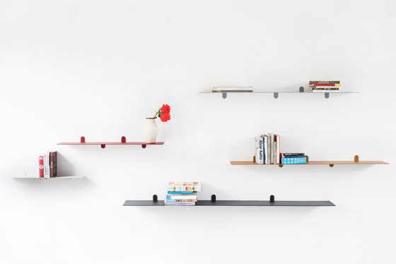 shelf n°3 | brick red by valerie_objects