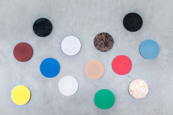five circles | set a by valerie_objects